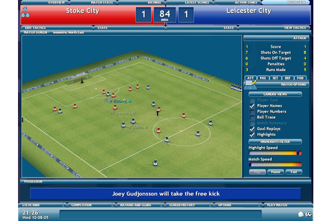 Championship Manager 2006 Demo Download
