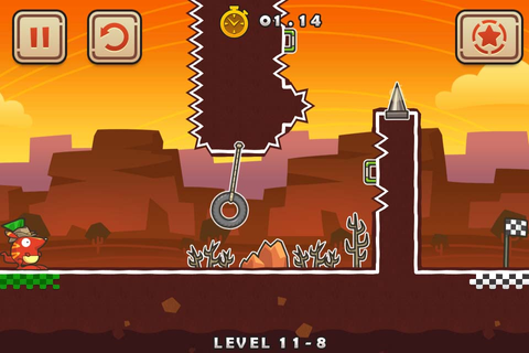 Run Roo Run review (iPod/iPhone) | ArcadeLife : Life vs ...