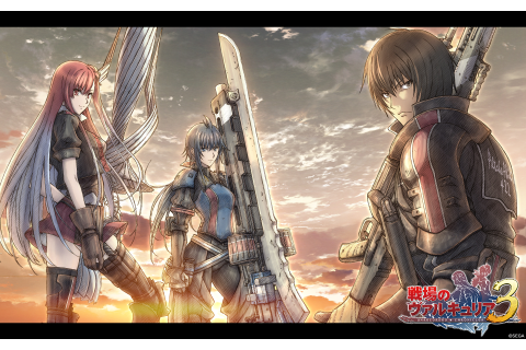 Valkyria Chronicles 3 (PsP) - Otaku Gamers UK