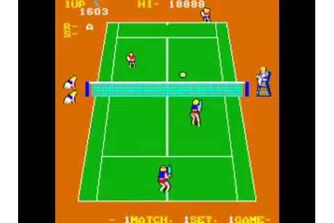 Game of the day 794 Super Doubles Tennis (スーパーダブルステニス ...