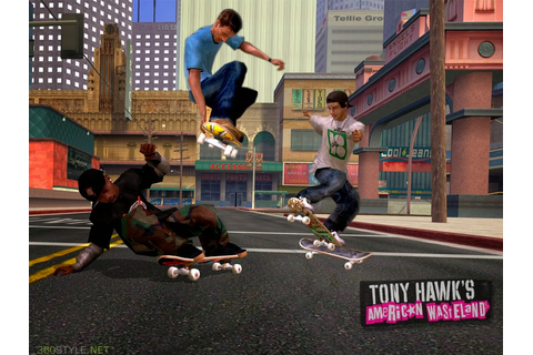 Tony Hawk's American Wasteland Game Free Download - FREE ...