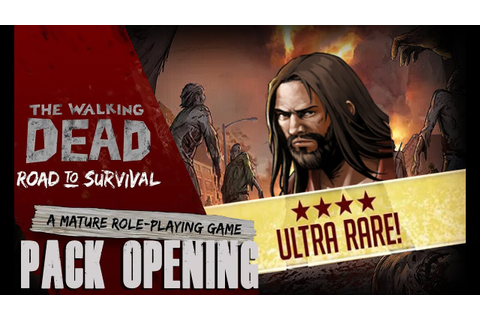 The Walking Dead: Road to Survival - Opening 10 Elite ...