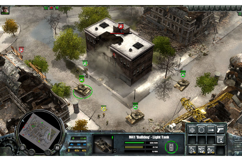 Codename: Panzers - Cold War Screenshots - Video Game News ...