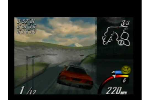 Top Gear Overdrive (N64 game) championship mode 1 - YouTube