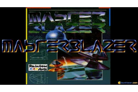 Masterblazer gameplay (PC Game, 1990) - YouTube