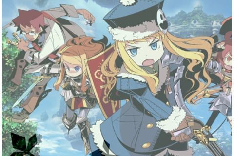 Etrian Odyssey (Video Game) - TV Tropes