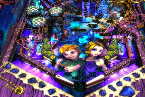 Zen Pinball 2: The Best Pinball Game for Your Mac