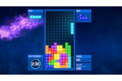 Tetris Ultimate arrives on Steam, but you might want to ...