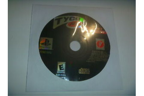 Tyco R/C Assault With A Battery (2000) Sony Playstation 1 ...