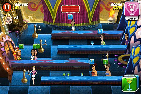 Tapper: World tour iPhone game - free. Download ipa for ...