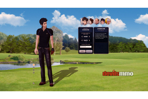 Golfstar Review | Online Golf MMO game Golfstar reviewed