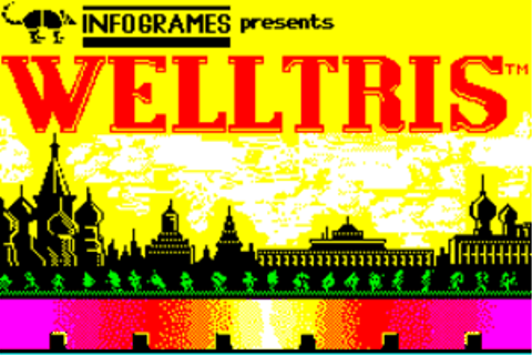 Download Welltris - My Abandonware