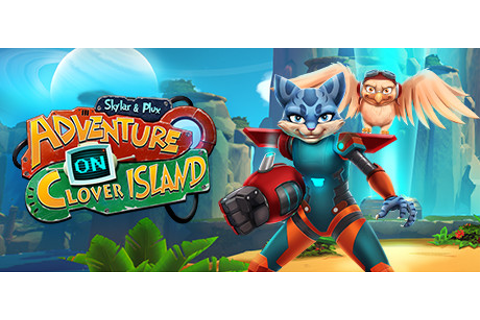 Skylar & Plux: Adventure On Clover Island on Steam