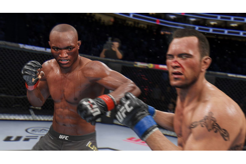 EA Sports UFC 4 Beta, Possible Cover Stars, And Screenshot ...