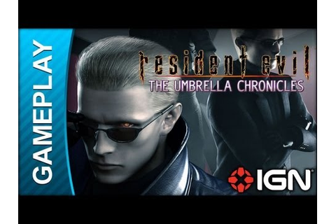 Resident Evil: The Umbrella Chronicles - Ivan Boss Fight ...
