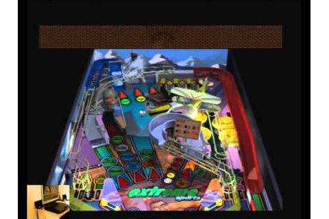 Lets Play True Pinball For The PS1 Classic Retro Game Room ...