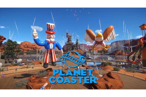 [FR] Planet Coaster - Patch de l'Eté ! - YouTube