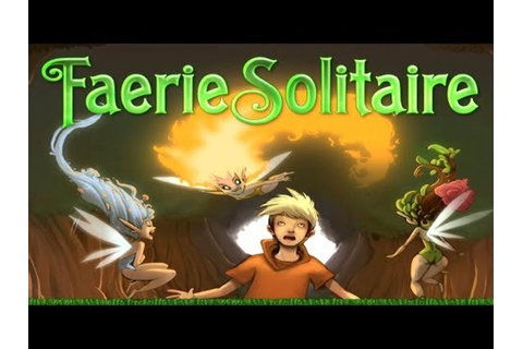 """Faerie Solitaire"" + Steam Trading Cards! 