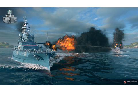 World Of Warships Coming To Steam - MMOExaminer