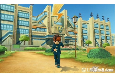 Inazuma Eleven Strikers Screenshots, Pictures, Wallpapers ...