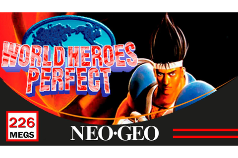 World Heroes Perfect [Arcade] - YouTube