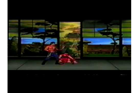 Rare Footage of Thea Realm Fighters for Atari Jaguar CD ...