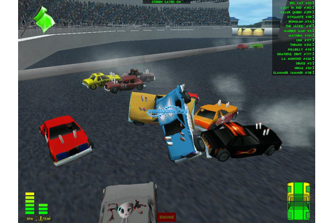 Car combat games list