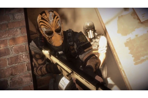 "Army of Two : Le Cartel du Diable - Trailer ""Prenez la ..."