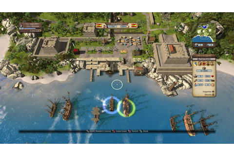 Port Royale 3 Pirates & Merchants on PS3 | Official ...