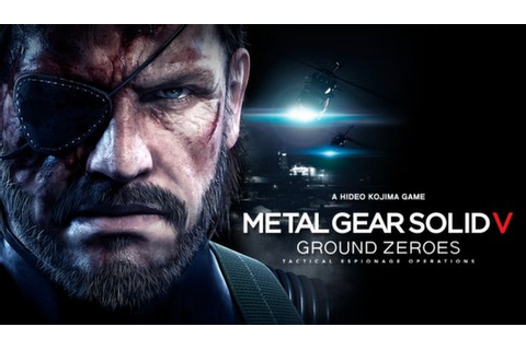 METAL GEAR SOLID V: GROUND ZEROES-CODEX Torrent « Games ...