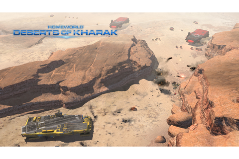 Review: Homeworld: Deserts of Kharak