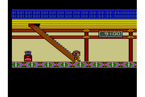 Alex Kidd - High Tech World Download Game | GameFabrique
