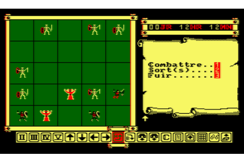The CRPG Addict: Game 238: Fer & Flamme (1986)