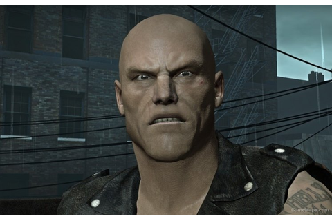 Bald Francis Head (w/o goatee) (Left 4 Dead 2) - GameMaps