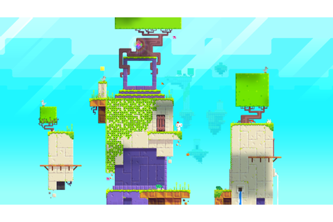 File:Fez (video game) screenshot 04.png - Wikimedia Commons
