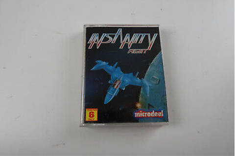 Insanity Fight A Microdeal Game for the Commodore Amiga ...
