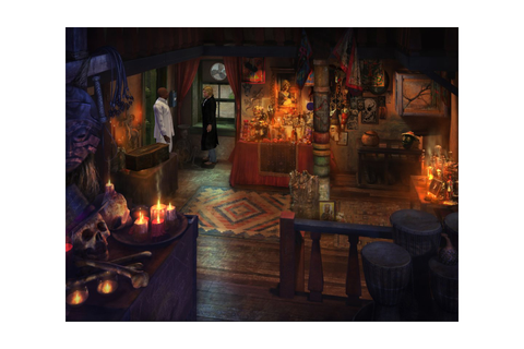 Gabriel Knight: Sins of the Fathers - Screenshots - GameStar