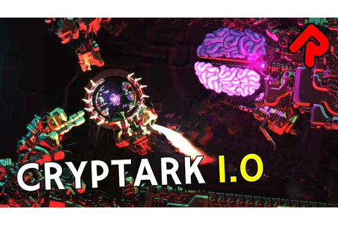 Let's play Cryptark 1.0 gameplay: Roguelike shooter's full ...