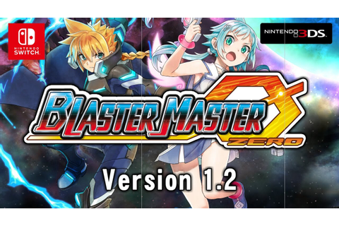 Blaster Master Zero Version 1.2 Update - Official Trailer ...