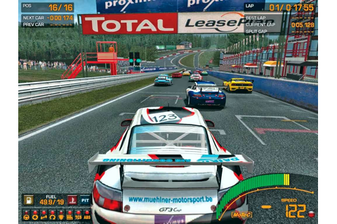 GTR 2 FIA GT Racing PC Game ~ Riechzzz