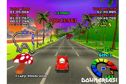Motor Toon Grand Prix PS1 ISO - Download Game PS1 PSP Roms ...