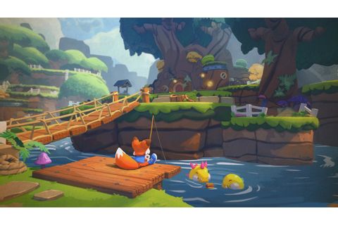 Super Lucky's Tale Review - A Simple, Yet Charming Adventure