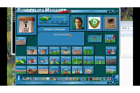 GDPC: Bundesliga Manager Hattrick auf Windows XP + Vista ...