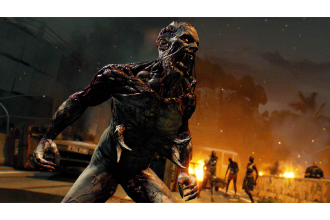 Dying Light: The Following - Enhanced Edition on PS4 ...
