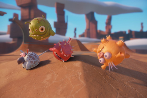Deformers is a squishy new game from the creators of The ...