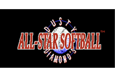 Dusty Diamond's All-Star Softball Download Game | GameFabrique