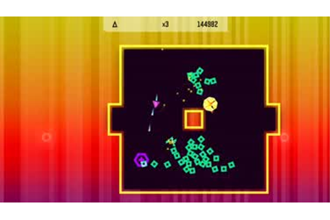 Trigonarium is an explosive new challenge for fans of dual ...