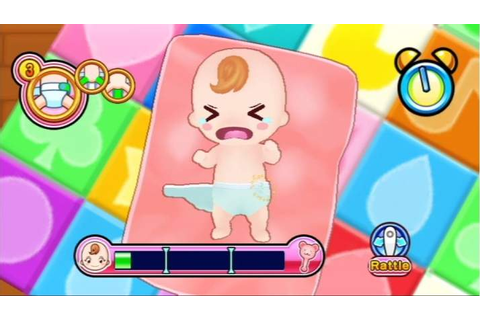 Cooking Mama World Babysitting Mama para Wii - 3DJuegos