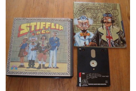 CPCRULEZ > AMSTRAD CPC GAMESLIST > STIFFLIP AND CO (c ...