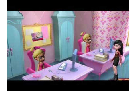 Bratz Rock Angelz Game (part 2)PC CD-ROM - YouTube
